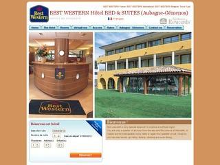 HÔTEL BEST WESTERN BED AND SUITES