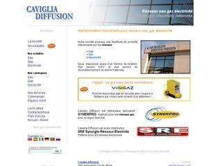 CAVIGLIA DIFFUSION