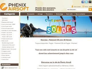 PHENIX AIRSOFT – AS IMPORT